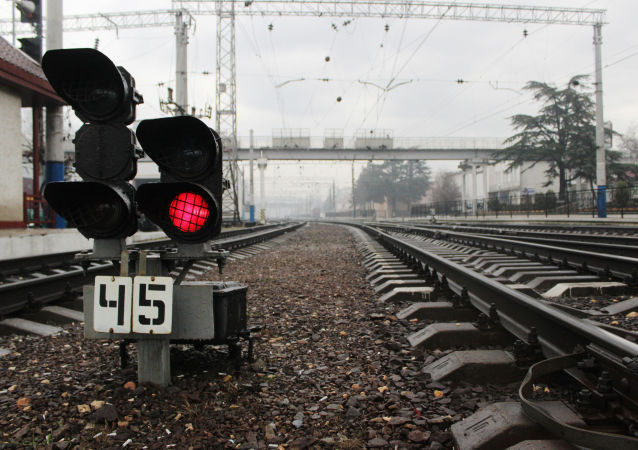 Gare da cidade de Simferopol (foto de arquivo)