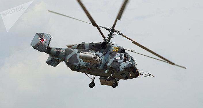 Helicóptero Ka-29