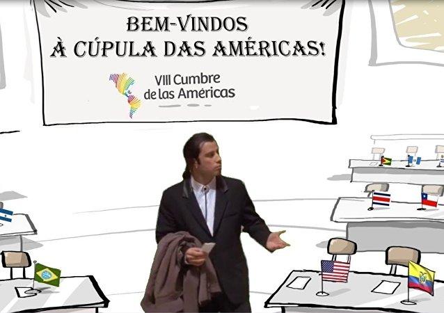 Cúpula das Américas