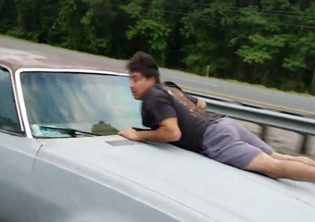 Quem não arrisca não apanha ladrões de seu carro