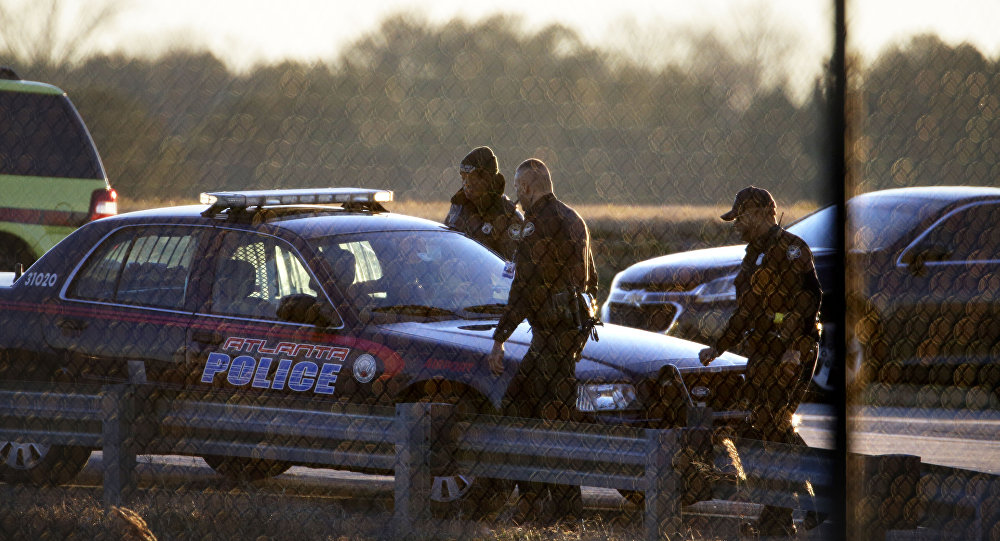 Polícia dos Estados Unidos