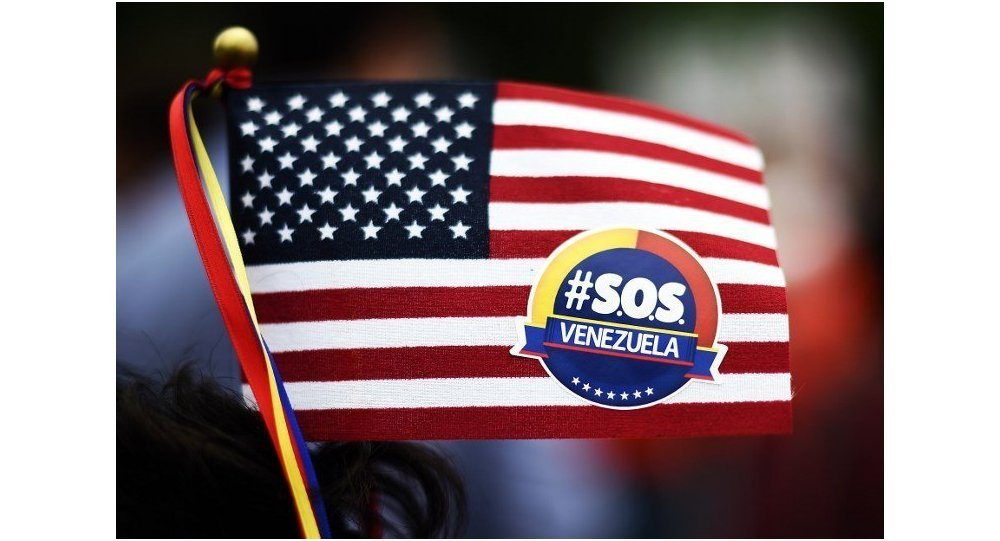 Venezuela - EUA - Sanções