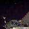 OVNI surge durante transmissão ao vivo do espaço