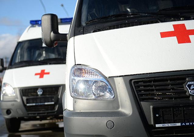 Ambulância russa