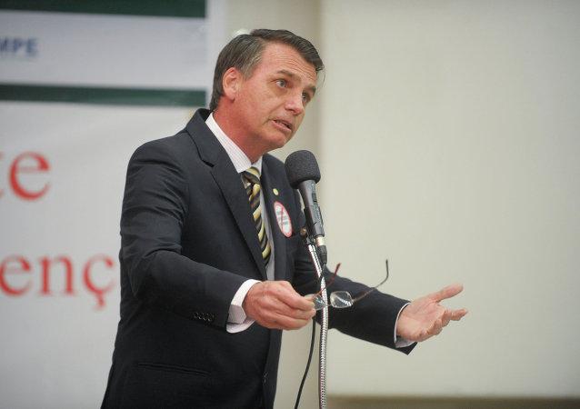 Deputado Jair Bolsonaro
