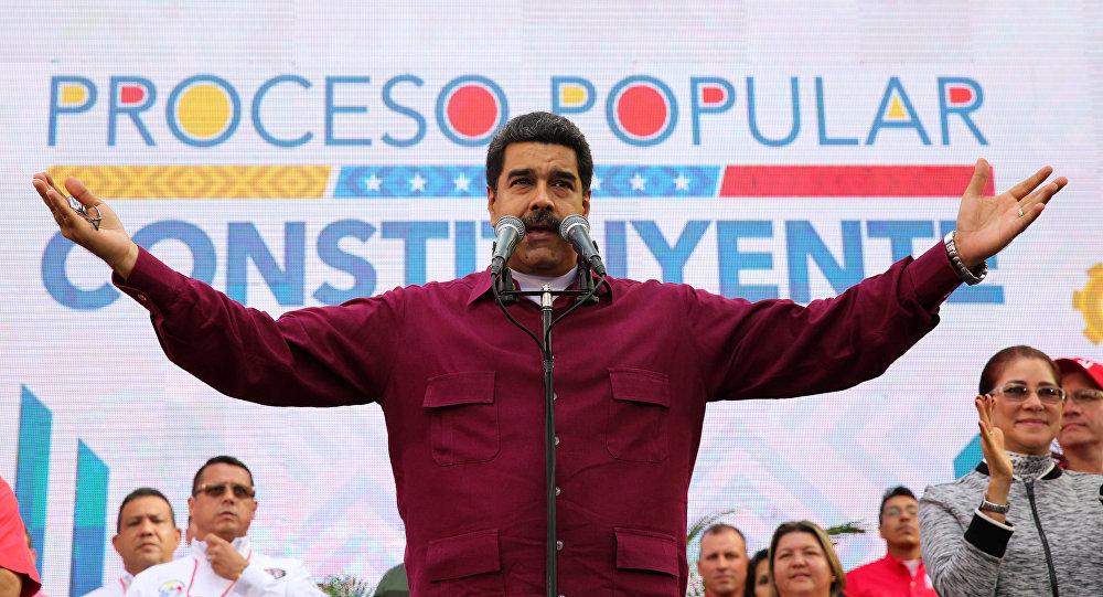 =Nicolás Maduro, presidente da Venezuela