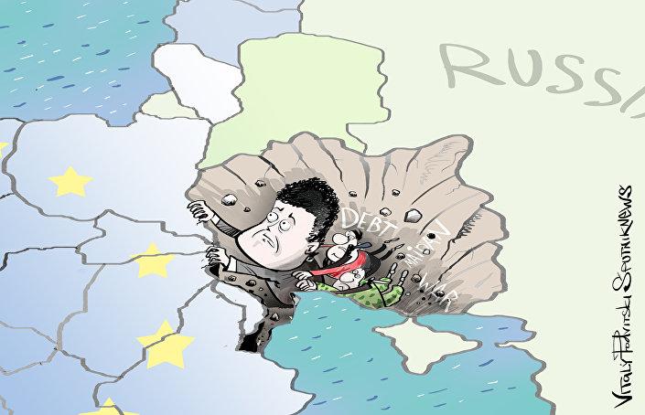 Poroshenko: Um ano no poder que de pouco serviu