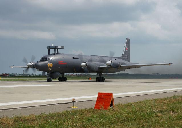 Avião Il-38N (foto de arquivo)