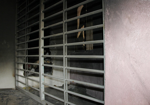 Prisão para terroristas em Mossul (foto de arquivo)