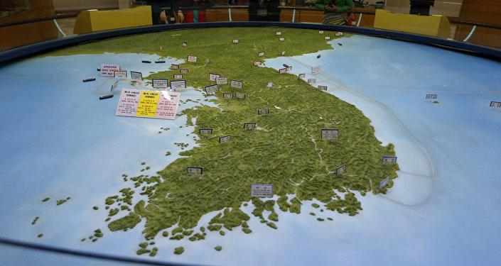 Caças americanos pousam na Coreia do Sul para exercícios