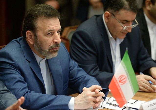 Ministro da Defesa do Irã, Mahmoud Vaezi.