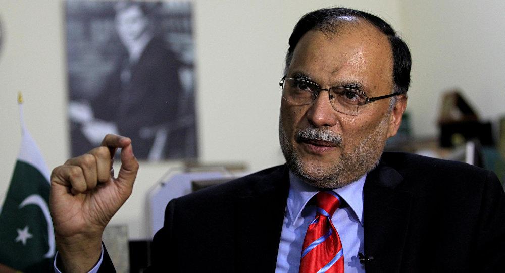 Ministro do Interior do Paquistão é baleado
