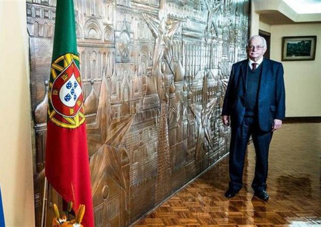 Embaixador da Rússia em Portugal, Oleg Belous (foto de arquivo)