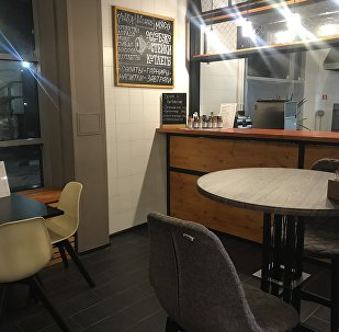 Laboratório gastronômico I Ryba i Myaso