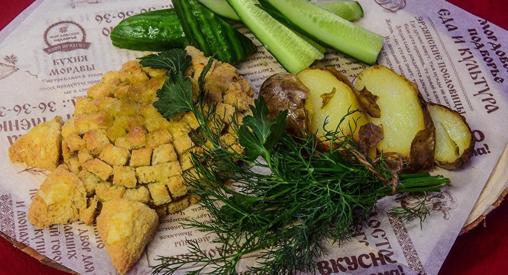 Pata de urso – prato tradicional da Mordóvia