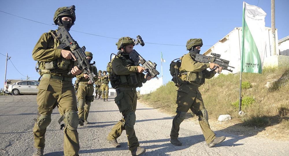 Soldados das Forças de Defesa de Israel (IDF)