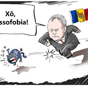 Vá ser russófobo bem longe daqui!