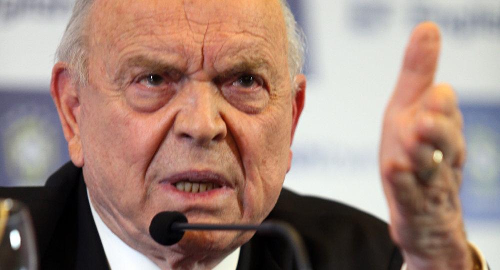 José Maria Marin, ex-presidente da CBF.