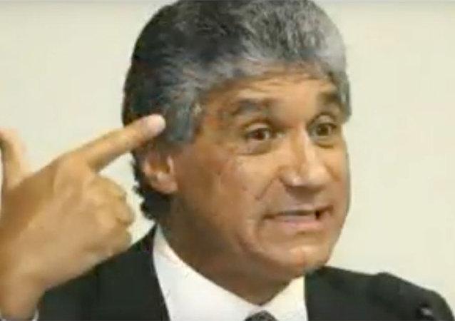 Ex-diretor da Dersa Paulo Vieira de Souza, o Paulo Preto