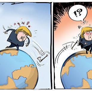 Corra, Trump! As consequências vão te pegar