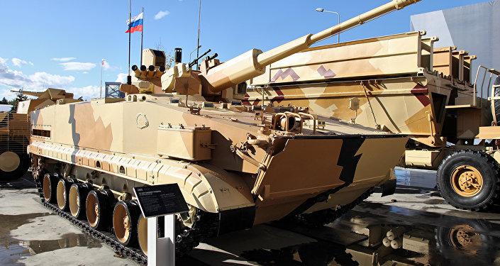 Módulo roborizado de alta precisão AU-220M, conhecido como Baikal
