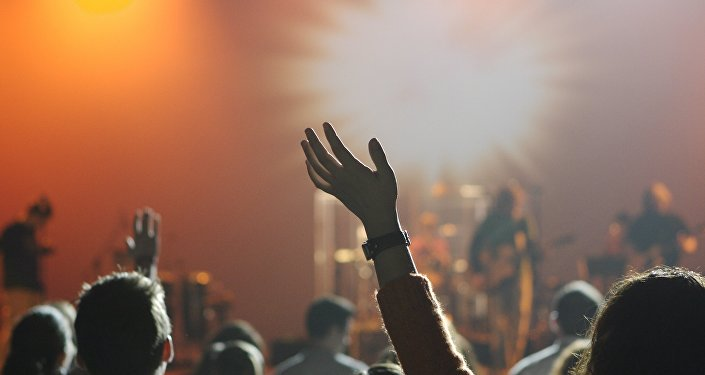 Concerto ao vivo (imagem referencial)