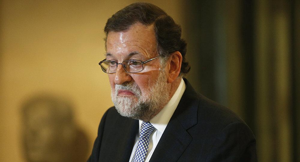 Mariano Rajoy, líder do conservador Partido Popular (PP)