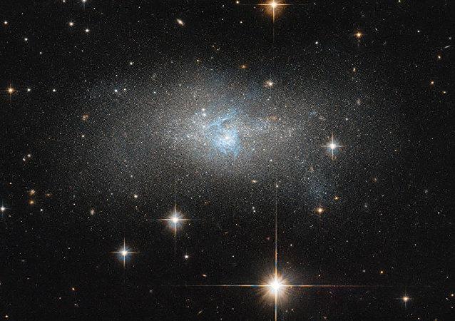 Galáxia anã IC 4870