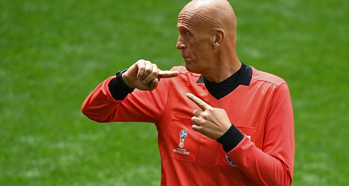 Chairman of the FIFA Referees Committee Pierluigi Collina said Tuesday during a media briefing that he hopes there will be no incidents of racism at the tournament.