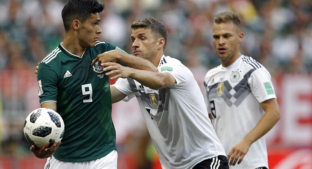 ab6d4f9205 Europa e América Latina se enfrentam em 3 jogos de emoção e equilíbrio na  Copa do Mundo
