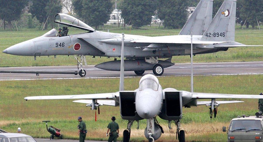 Aeronaves japonesas F-15