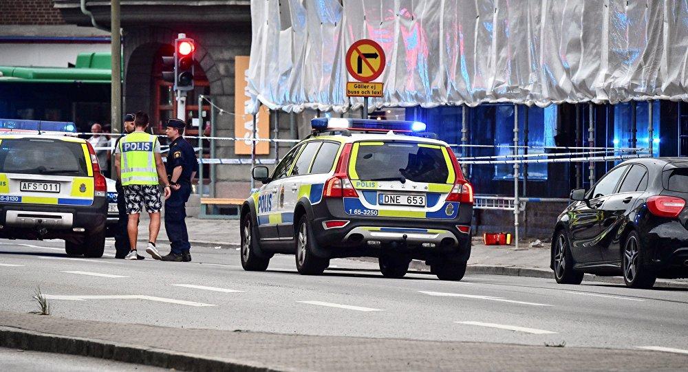 Polícia cerca zona de tiroteio em Malmo, na Suécia