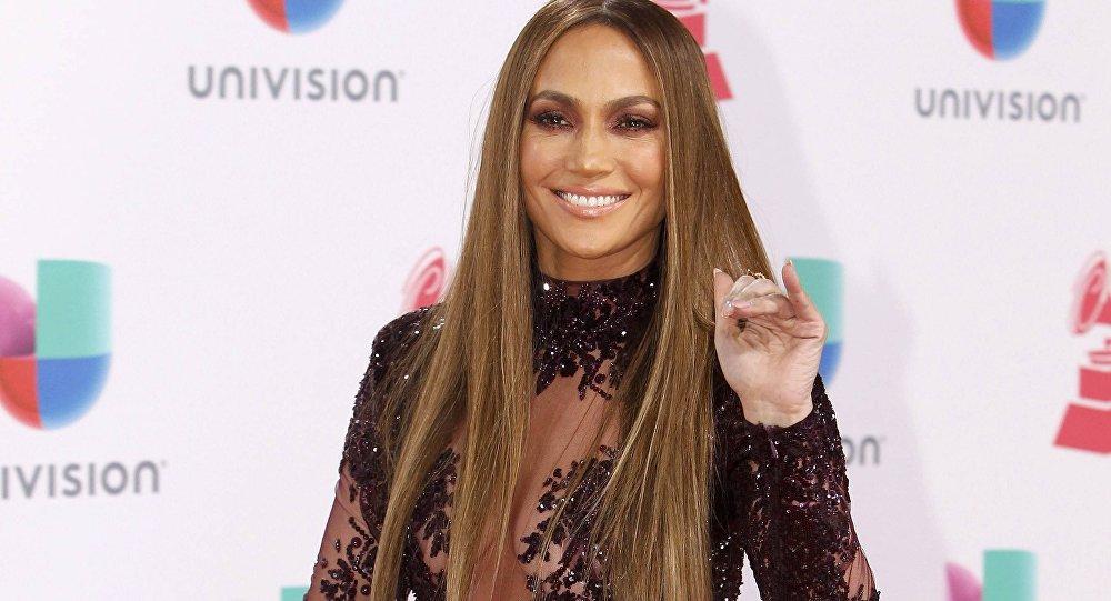 Jennifer Lopez, atriz e cantora americana