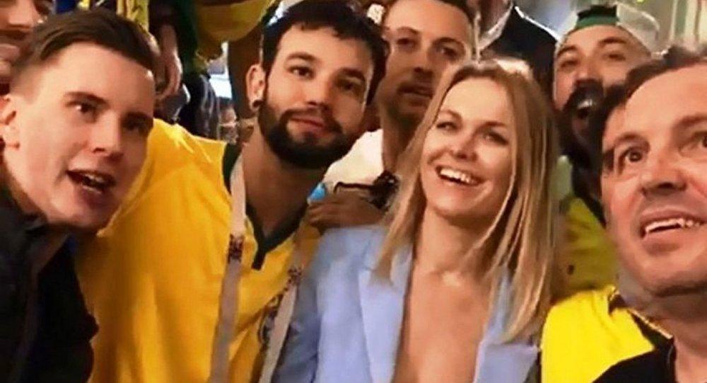 e2d249962c Machismo de brasileiros na Rússia pega mal