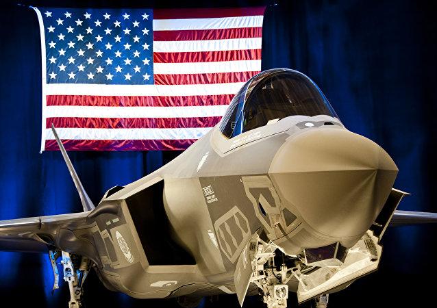 Caça F-35 norte-americano
