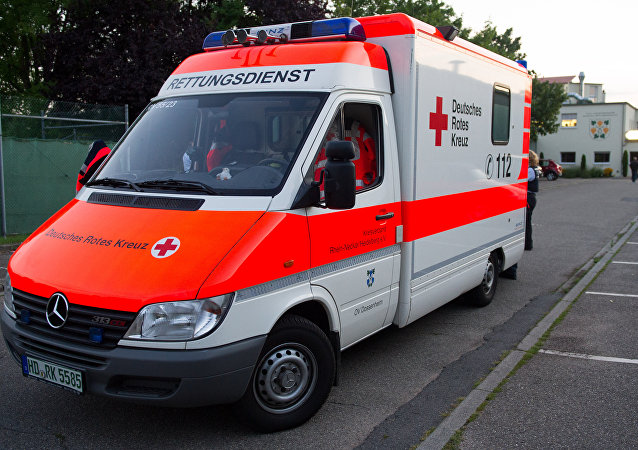 Ambulância alemã