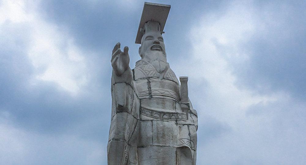 Estátua de Qin Shi Huang