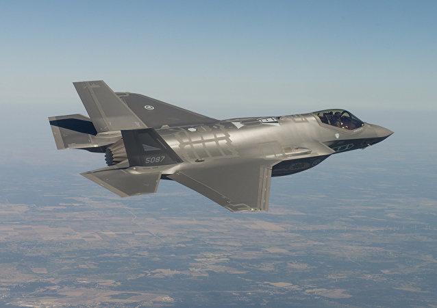 F-35 da Força Aérea da Noruega