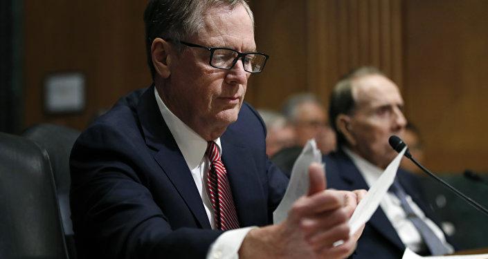 Robert Lighthizer, representante de Comércio dos EUA