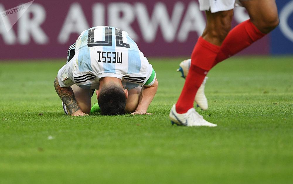 A partida pode ter marcado o adeus de Messi da Seleção da Argentina.