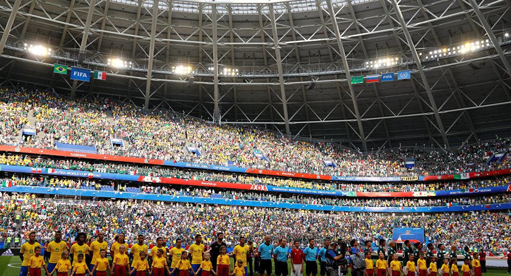 Brasil x México se enfrentam pelas oitavas de final da Copa do Mundo da Rússia