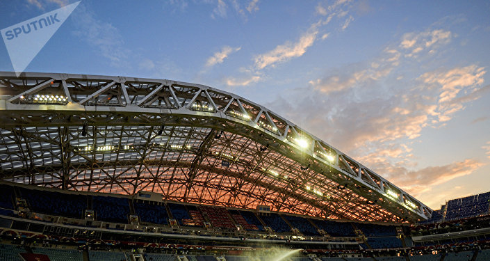 Estádio Fisht, Sochi