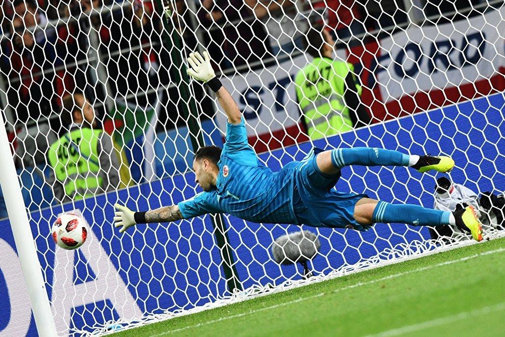 Colômbia enfrentou Inglaterra durante as oitavas de final da Copa do Mundo