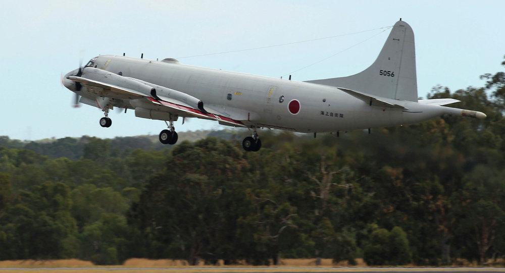 Avião de vigilância marítima P-3C (imagem ilustrativa)