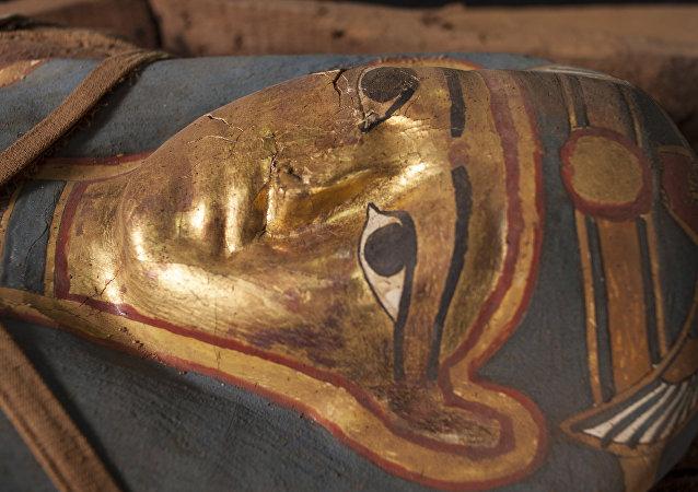 Múmia do Egito