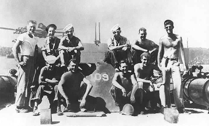 Tripulação da PT-109