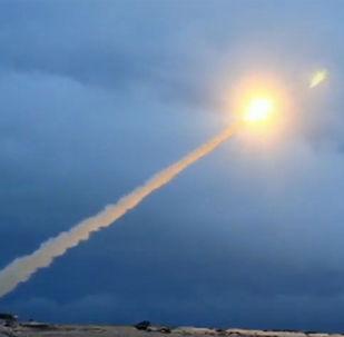 Teste de um míssil (foto de arquivo)