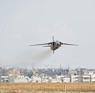 MiG-23 da Força Aérea síria (arquivo)