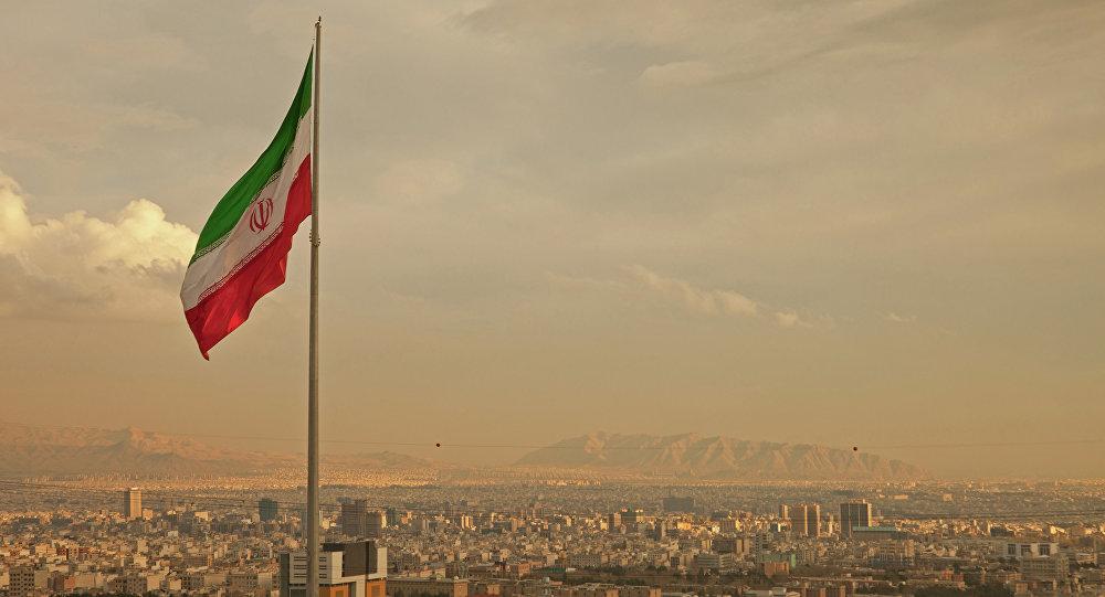Vista de Teerã