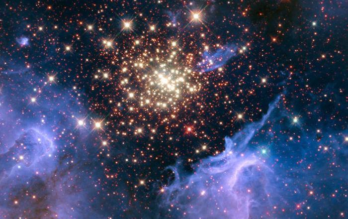 Telescópios Hubble e ALMA captam 'fogo de artifício' de formação estelar a 8.000 anos-luz (VÍDEO) – Sputnik Brasil